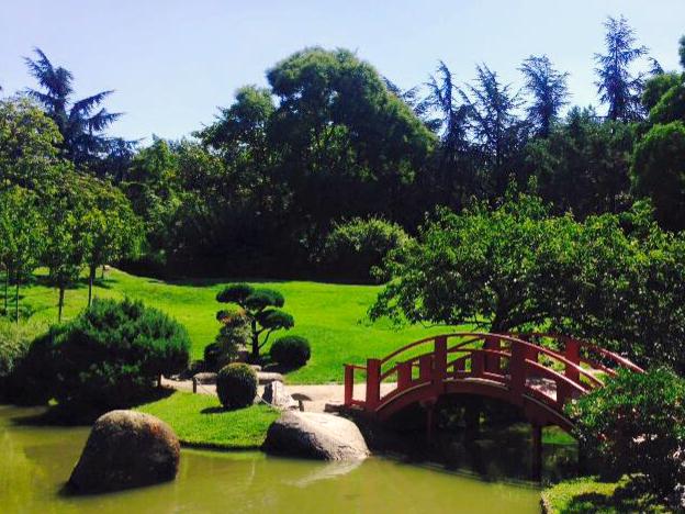Japanese Garden Toulouse