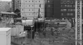 Battersea Construction Site