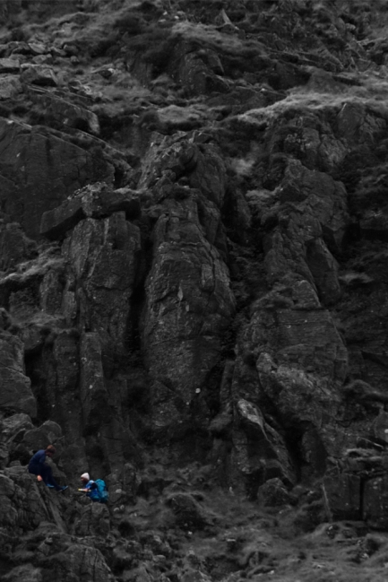 Climbers of the Lake District