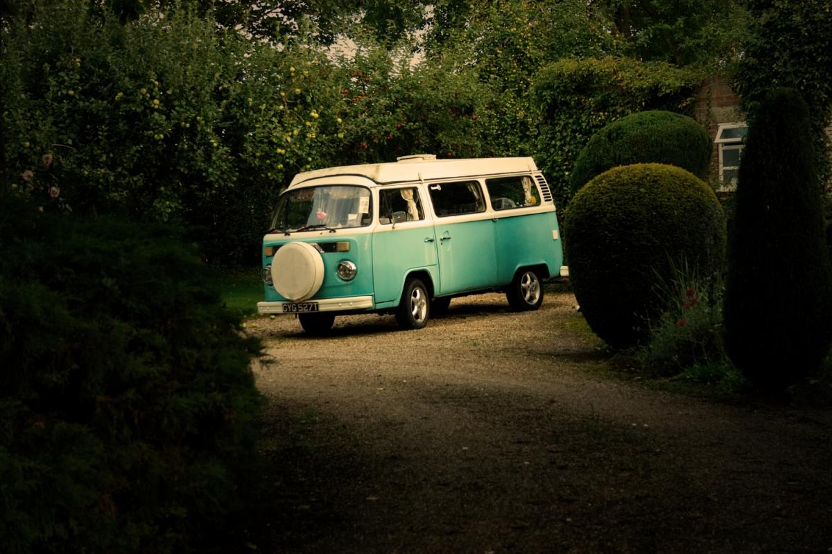 I spy VW
